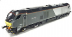 Dapol 4D-022-011D Chiltern (Late/Mdfd) Class 68 010 Oxford Flyer(DCC-Fitted)
